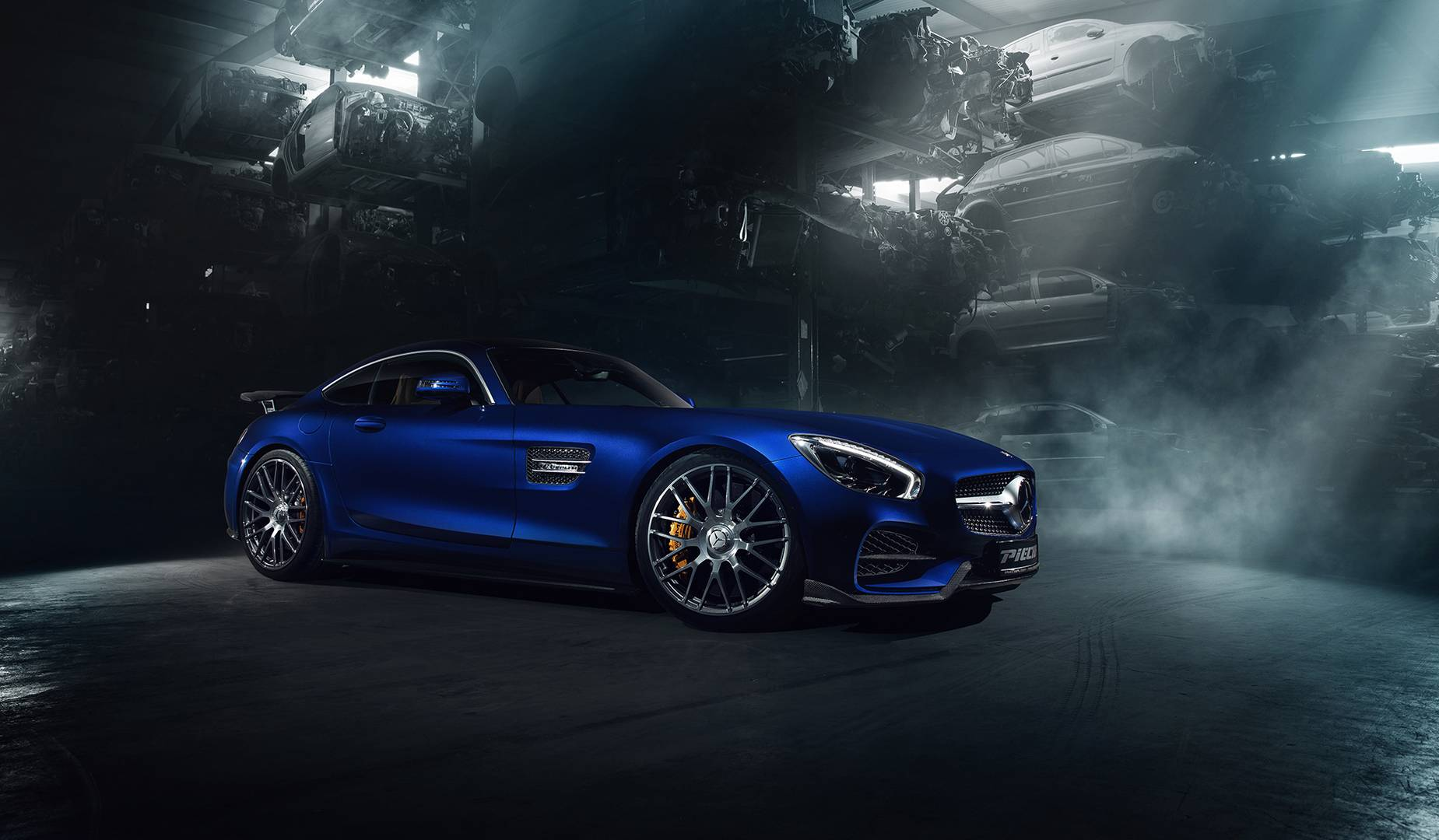 Official: Piecha Design Mercedes-AMG GT-RSR