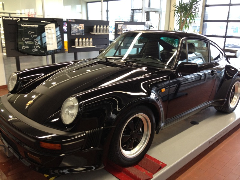 Rare 1 of 10 Porsche 930 Turbo S Stolen – €30,000 Reward