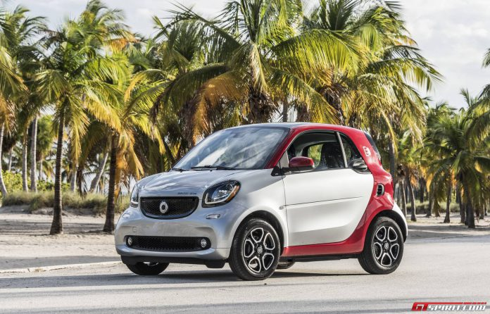 smart electric drive, Pressefahrvorstellung Miami 2016, smart el