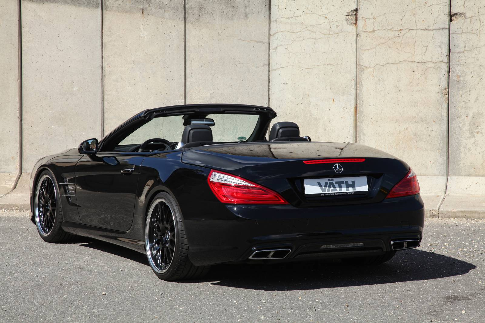 official 700hp vath mercedes amg sl 65 gtspirit. Black Bedroom Furniture Sets. Home Design Ideas