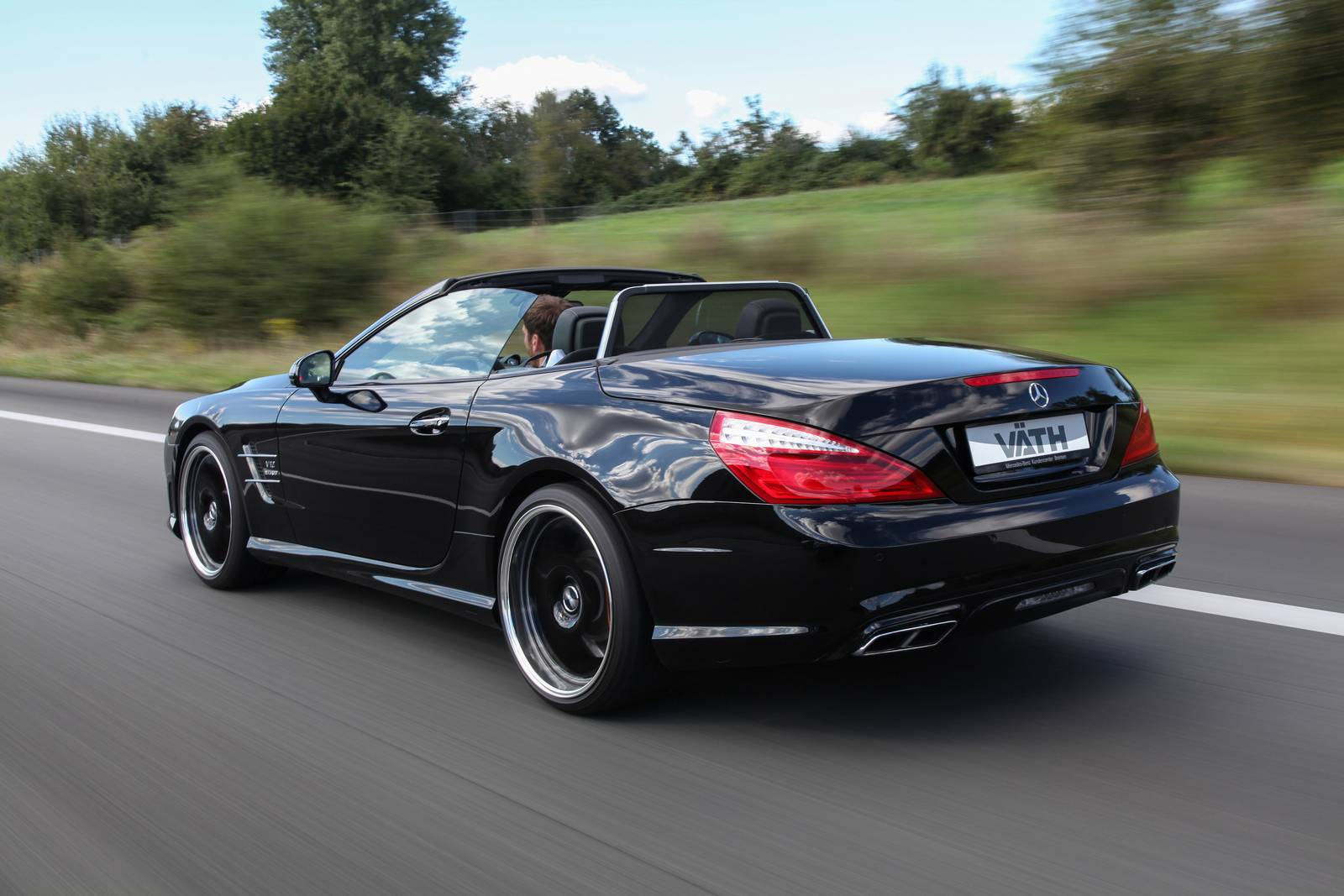Official 700hp vath mercedes amg sl 65 gtspirit for Mercedes benz tune up cost