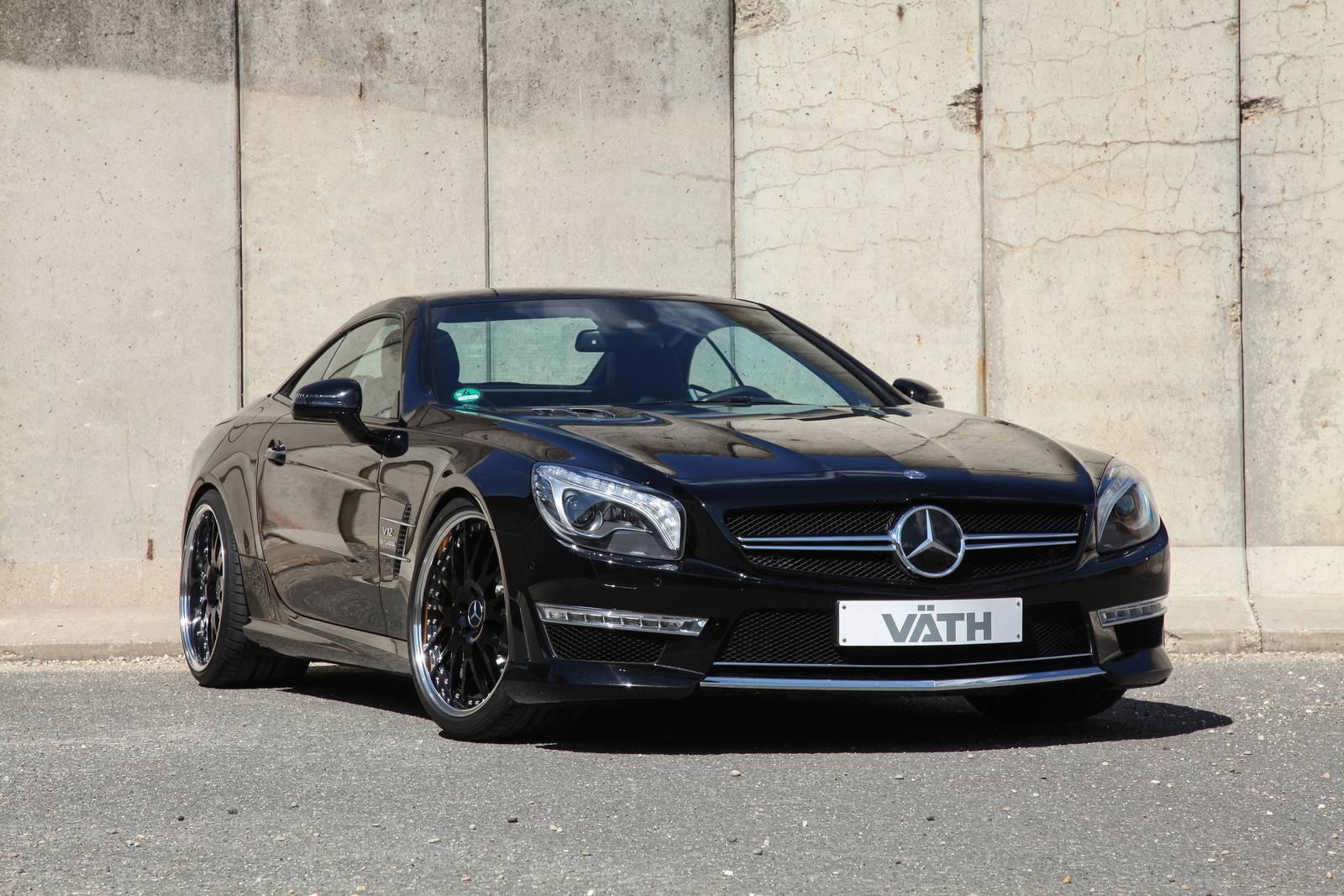 Tune Up Cost >> Official: 700hp Vath Mercedes-AMG SL 65 - GTspirit