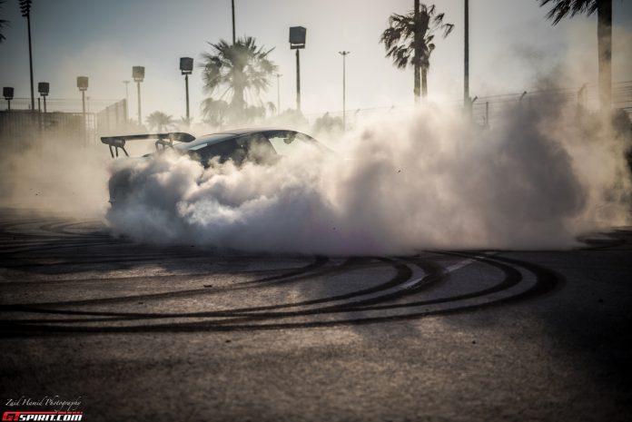 Porsche GT Club & Zaid