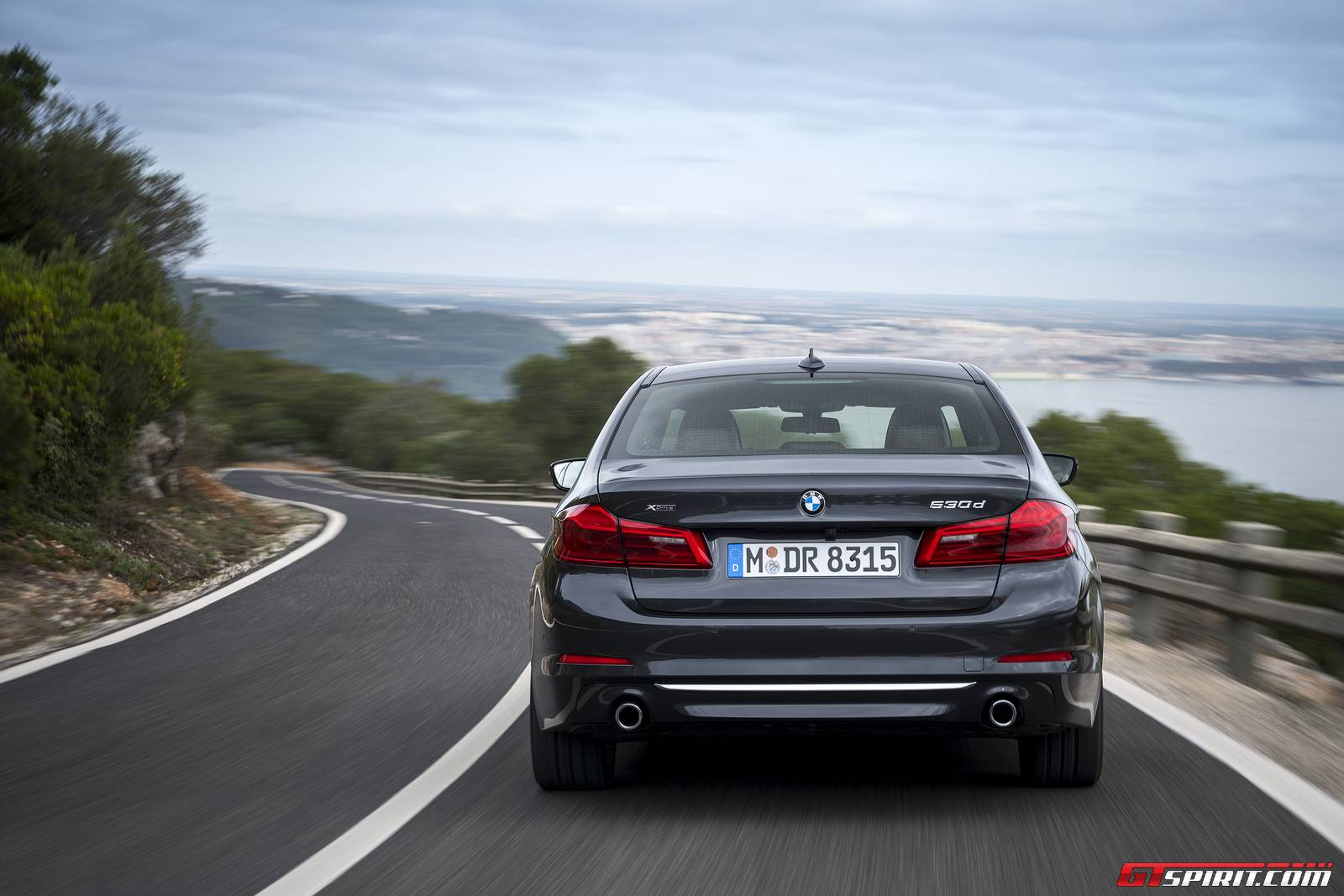 Bmw 530d Review The New Bmw 5 Series G30 Gtspirit