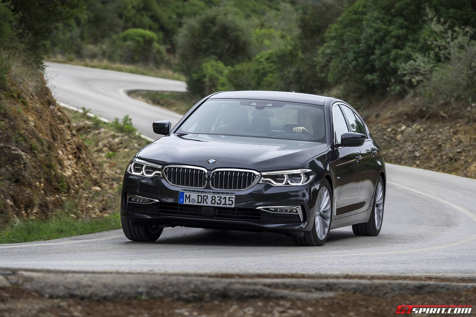 BMW 530d Review – The New BMW 5-Series G30 - GTspirit