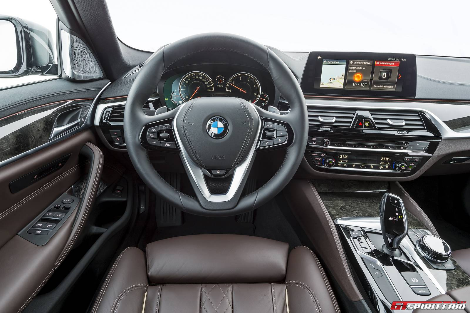 BMW 530d Review The New BMW 5 Series G30