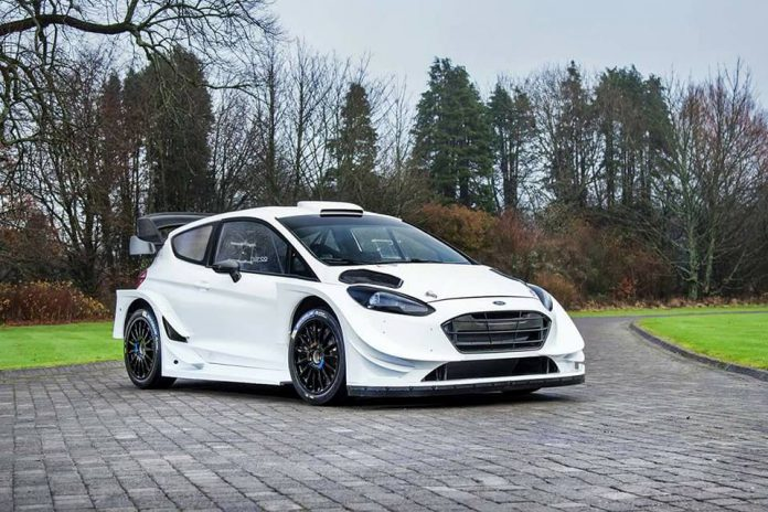 2017 Ford Fiesta RS WRC (5)