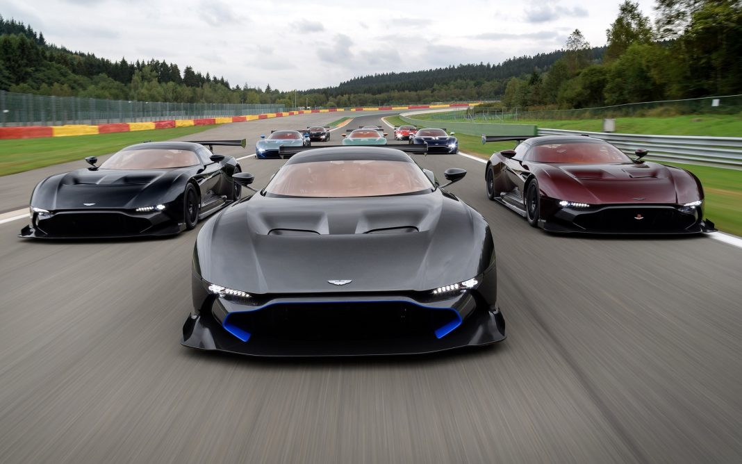 #15 Of 24 Aston Martin Vulcan For Sale At $3,085,332