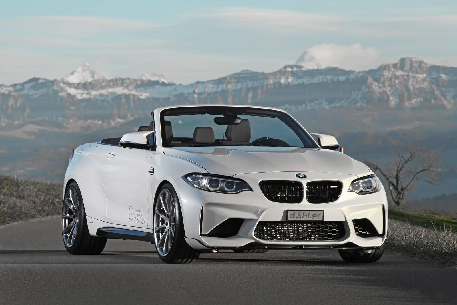 Dähler Chops the Roof off a BMW M2!