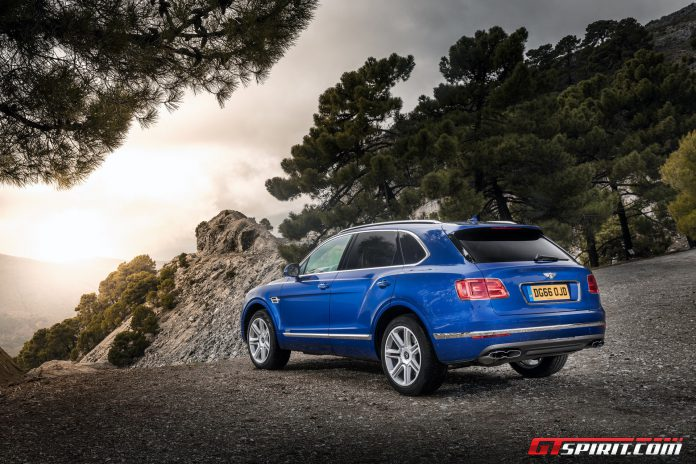 Bentley Bentayga Diesel GTspirit 009