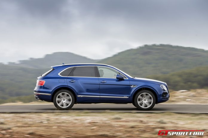 Bentley Bentayga Diesel GTspirit 018