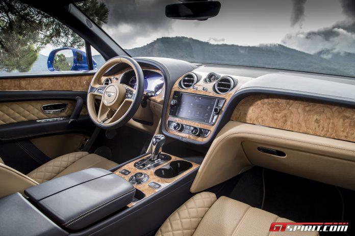 Bentley Bentayga Diesel GTspirit 020