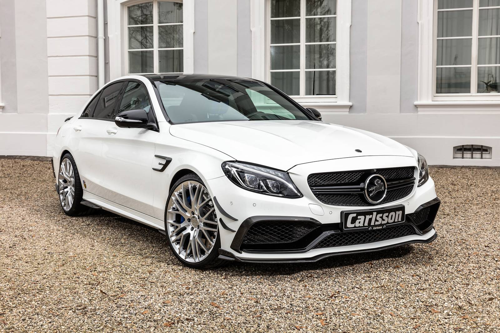Carlsson CC63S based on Mercedes-AMG C63 S