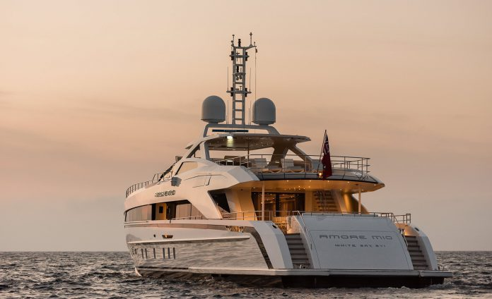 Heesen Yachts Amore Mio Superyacht (10)