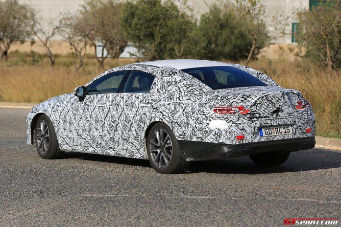 Next Gen 2018 Mercedes-Benz CLS