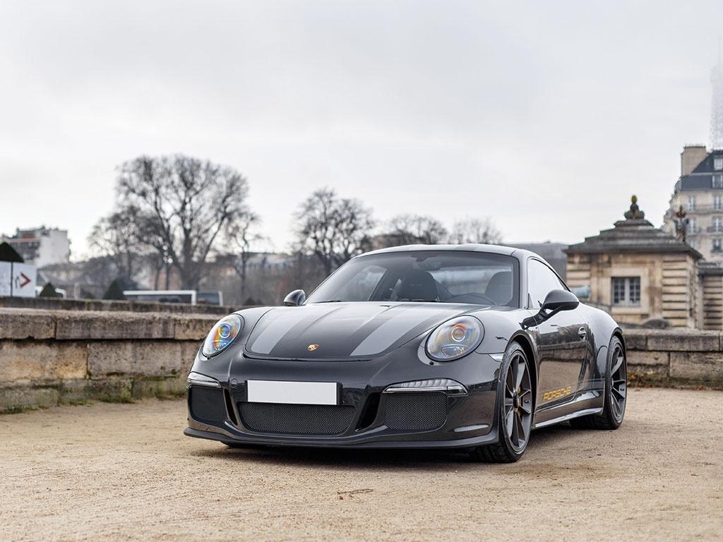 Unique Pts Porsche 911 R Quot Steve Mcqueen Quot Edition To Be