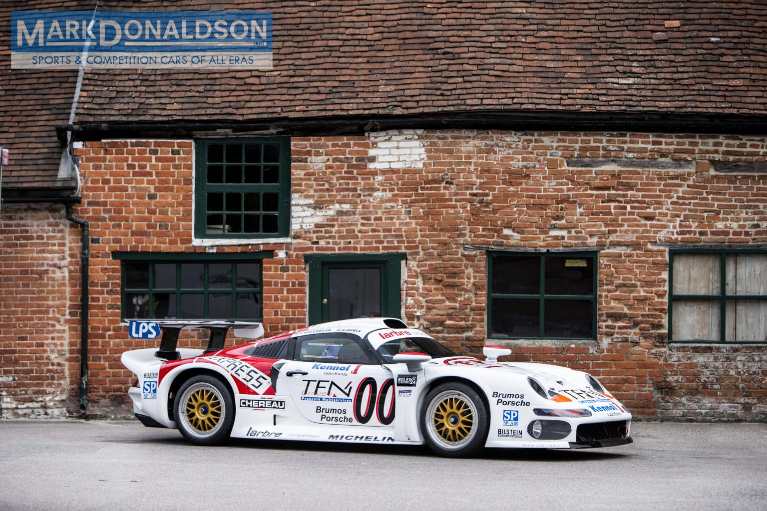 Rare Street Legal Porsche 993 GT1 for Sale