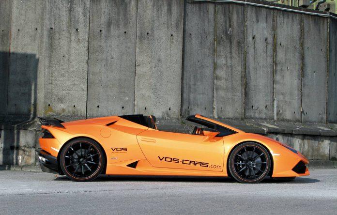 VOS Lamborghini Huracan Spyder (16)
