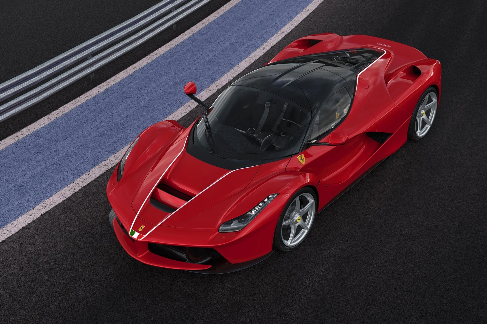 LaFerrari Auctioned for Charity Raises $7 Million for Earthquake Relief