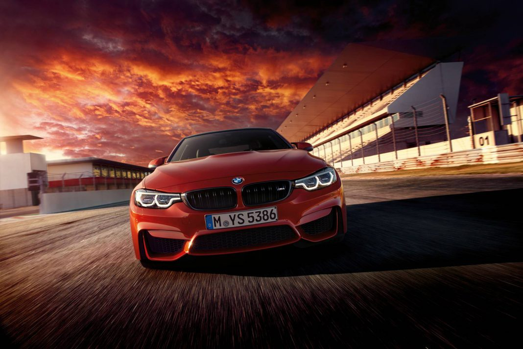 Official: 2017 BMW M4