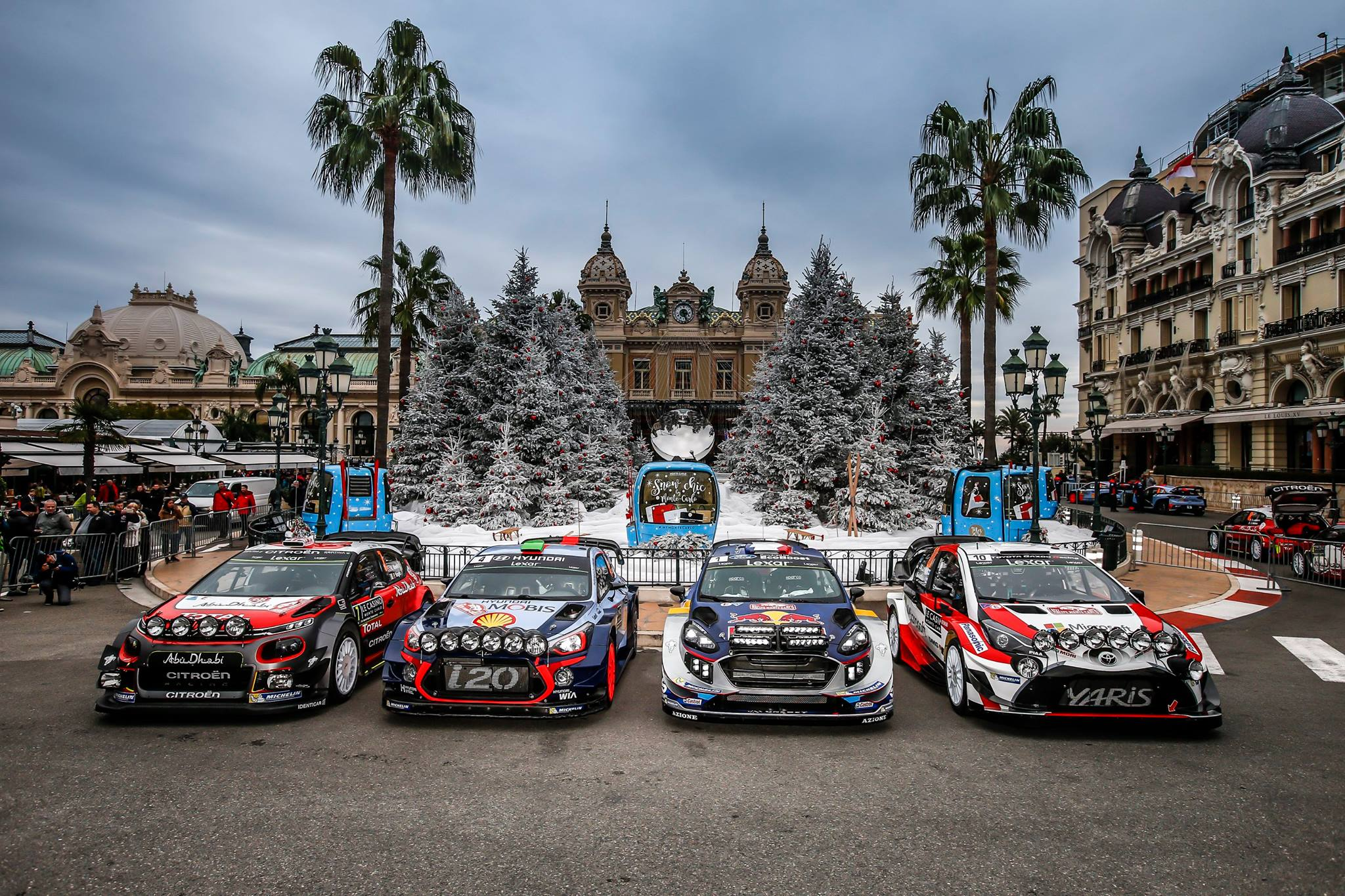 wrc ogier takes rallye monte carlo lead after neuville 39 s misfortune gtspirit. Black Bedroom Furniture Sets. Home Design Ideas