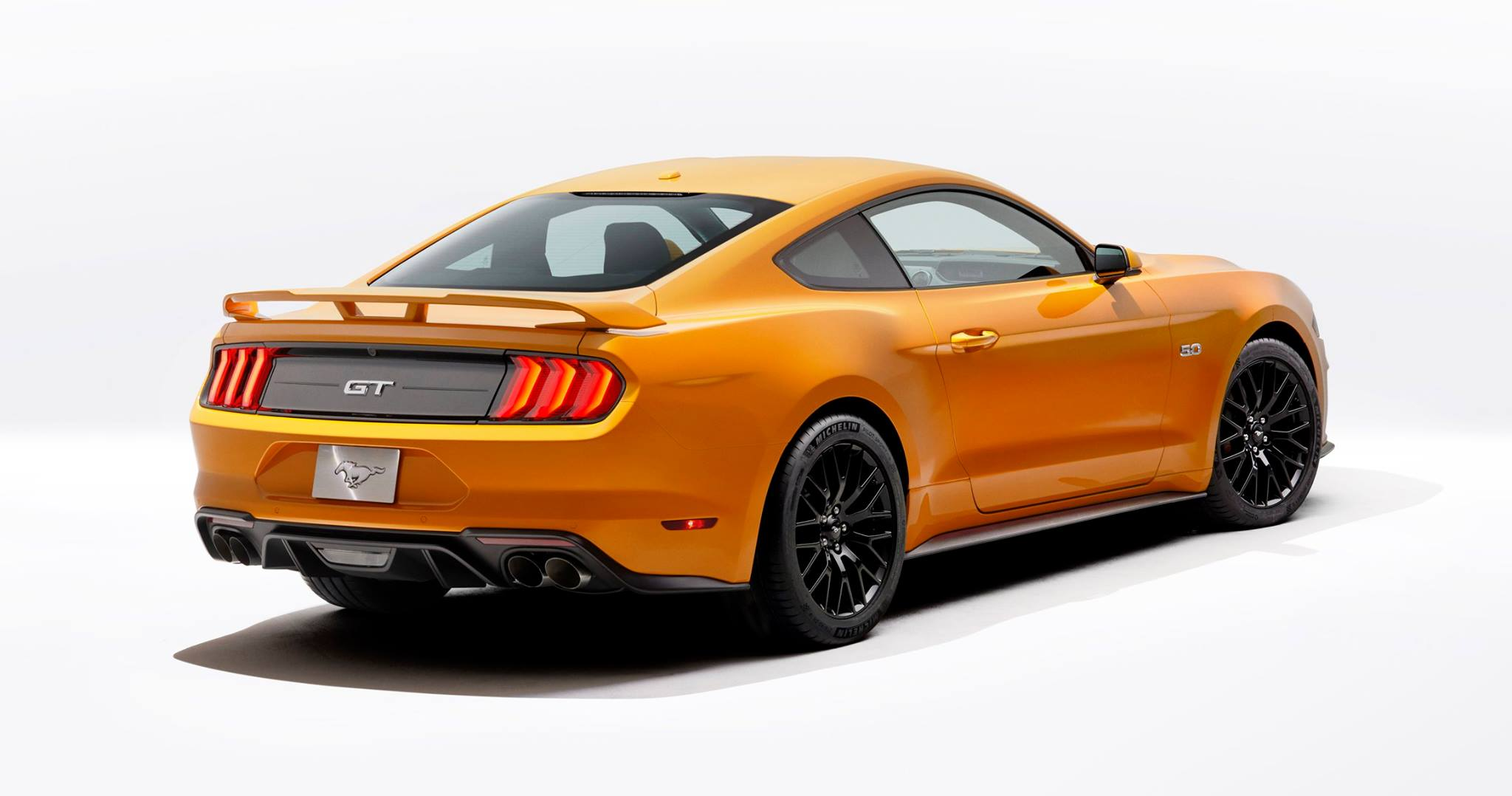 Official 2018 Ford Mustang Gtspirit