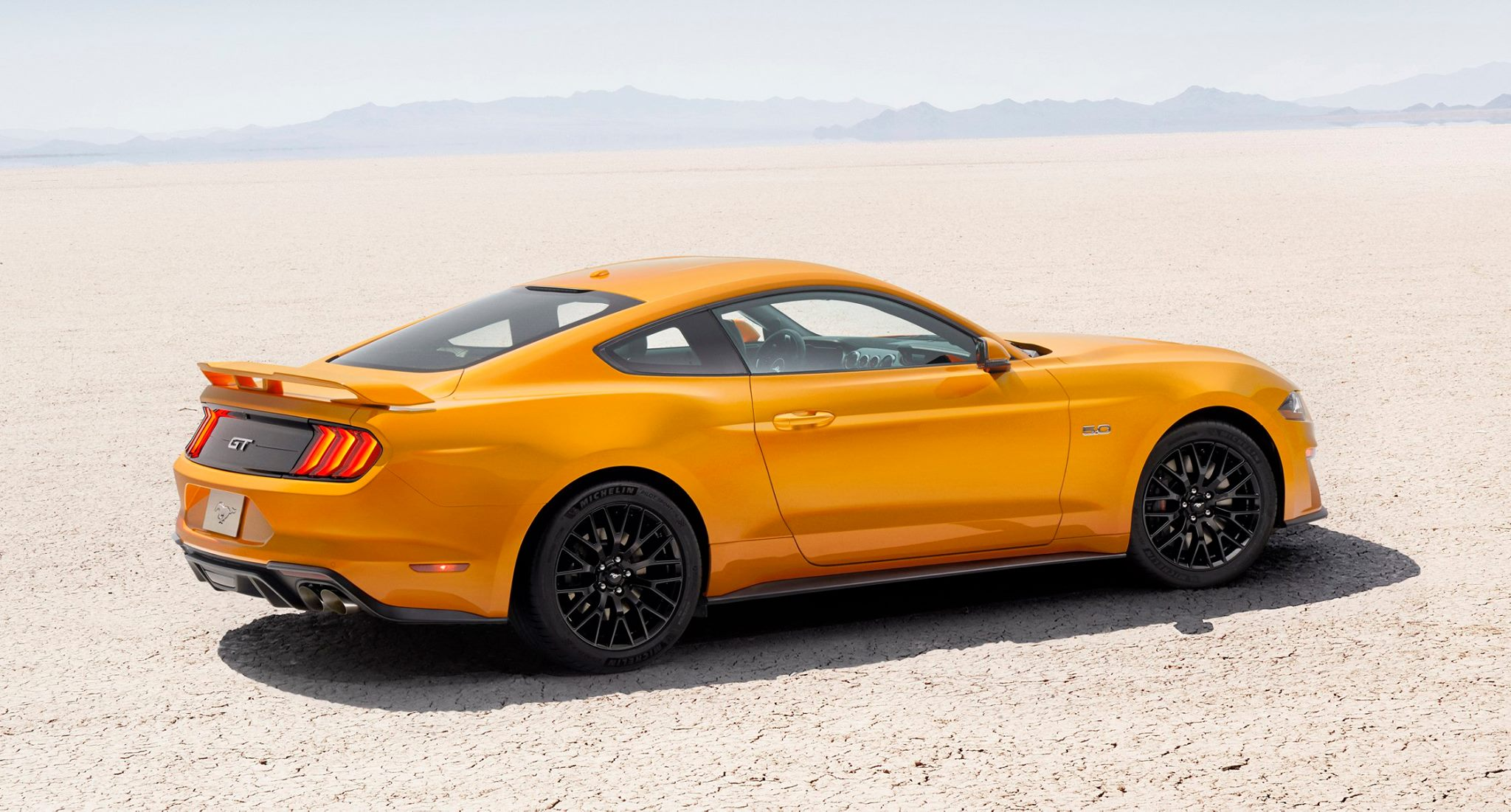 Official: 2018 Ford Mustang - GTspirit