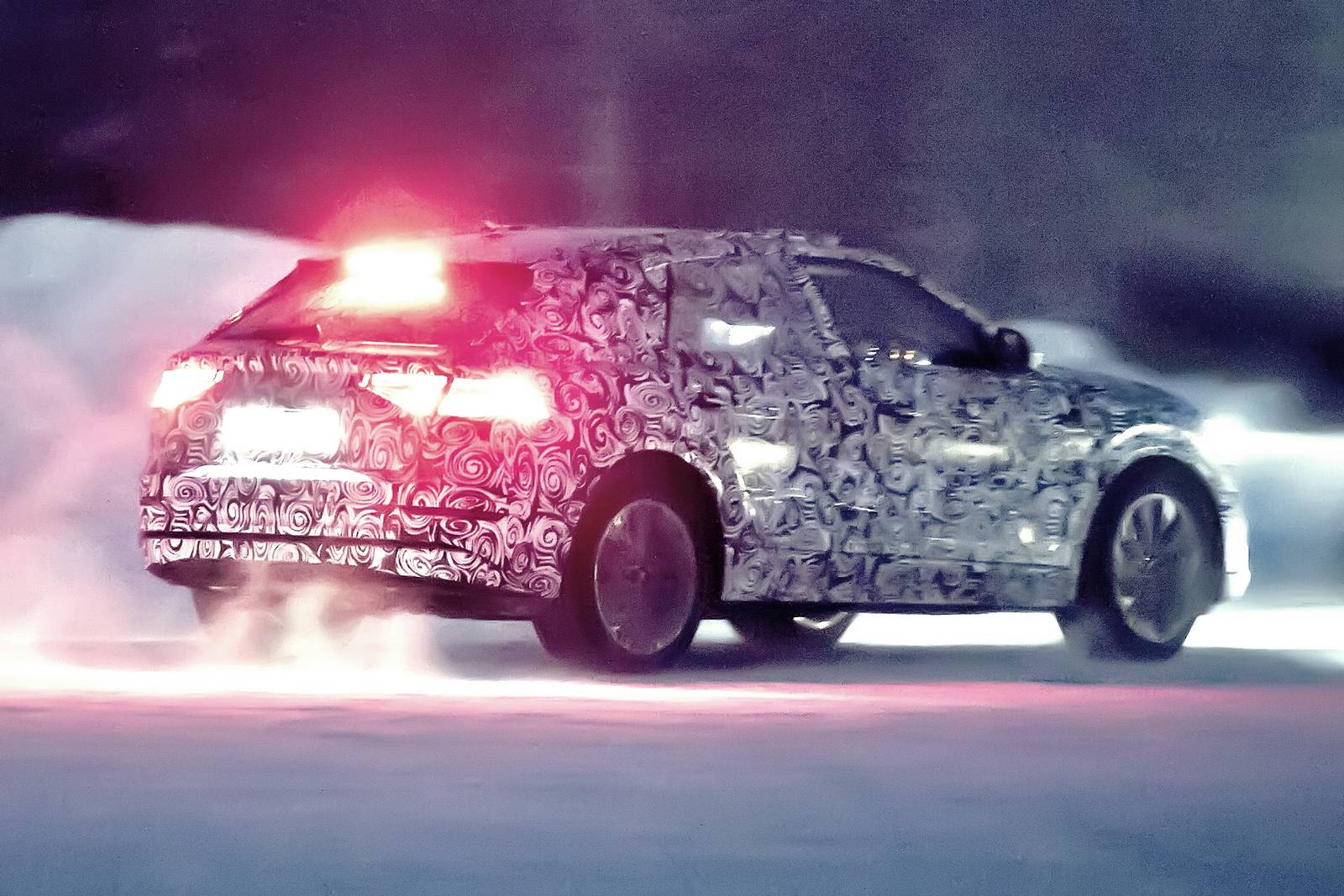 2018 Audi Q8 Coupe Spy Shots