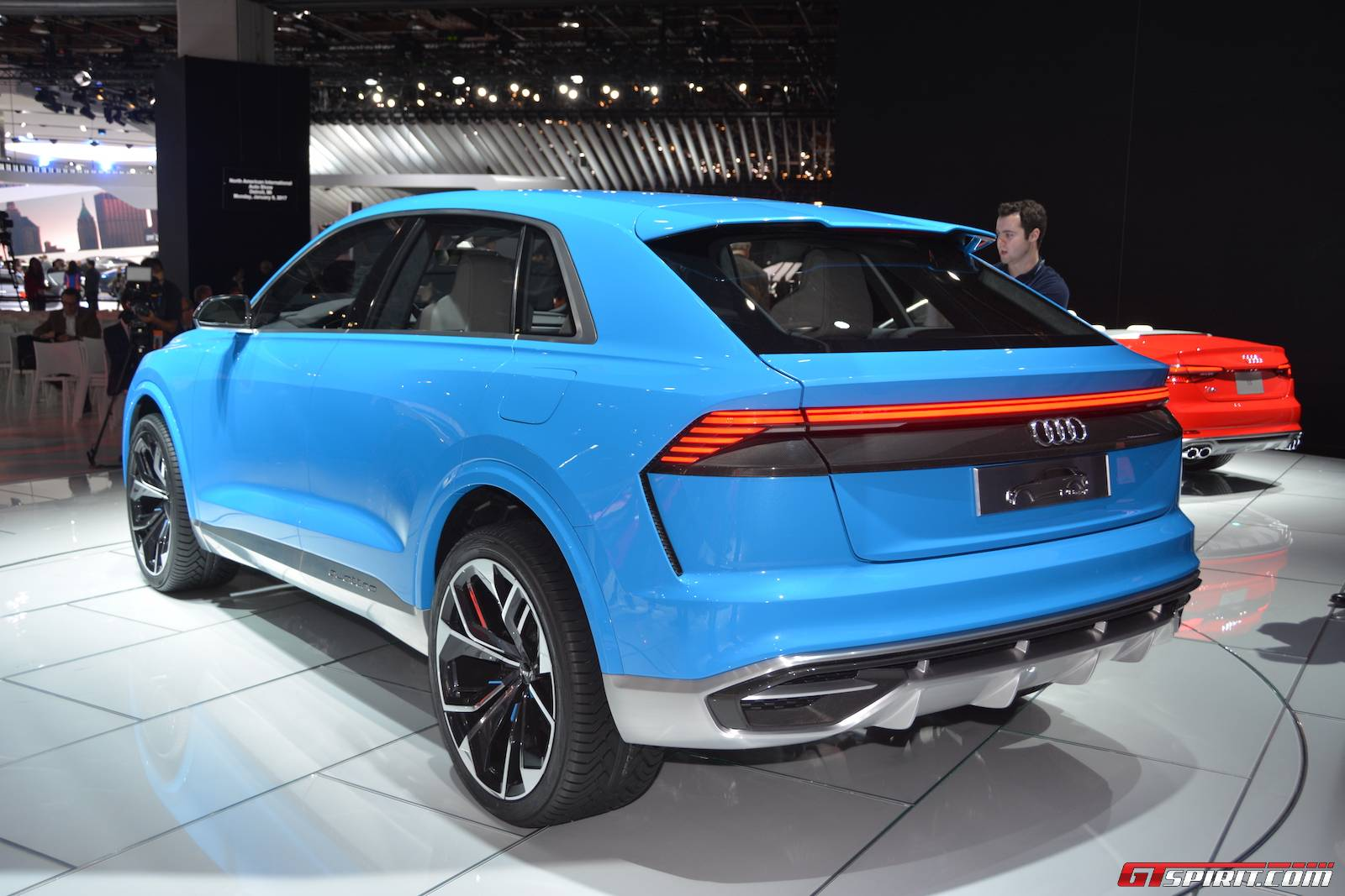 detroit 2017 audi q8 concept gtspirit. Black Bedroom Furniture Sets. Home Design Ideas