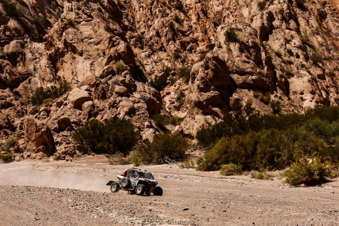 Tom Coronel Stage 11 Dakar Rally 2017