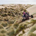 259 LIPAROTI CAMELIA (fra) YAMAHA QUADSSVMAG.COM MAXXIS action during the Dakar 2017 Paraguay Bolivia Argentina, Etape 7 - Stage 7, La Paz - Uyuni on January 9, 2017 in Bolivia - Photo Florent Gooden / DPPI