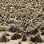 14 SUNDERLAND SAM (gbr) KTM RED BULL KTM FACTORY TEAM action during the Dakar 2017 Paraguay Bolivia Argentina, Etape 7 - Stage 7, La Paz - Uyuni on January 9, 2017 in Bolivia - Photo Florent Gooden / DPPI