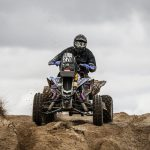 270 GALLEGO GUSTAVO (arg) YAMAHA GUSTAVO GALLEGO COMPETICION action during the Dakar 2017 Paraguay Bolivia Argentina, Etape 7 - Stage 7, La Paz - Uyuni on January 9, 2017 in Bolivia - Photo Florent Gooden / DPPI