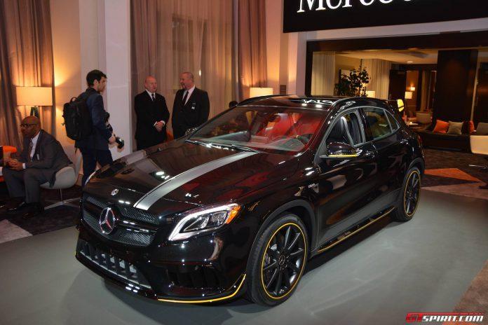 Mercedes-AMG GLA 45 Yellow Night Edition (20)