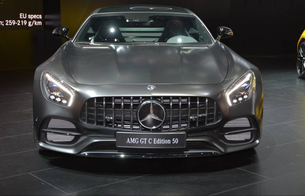 Top 10 New Cars at the Detroit Motor Show 2017