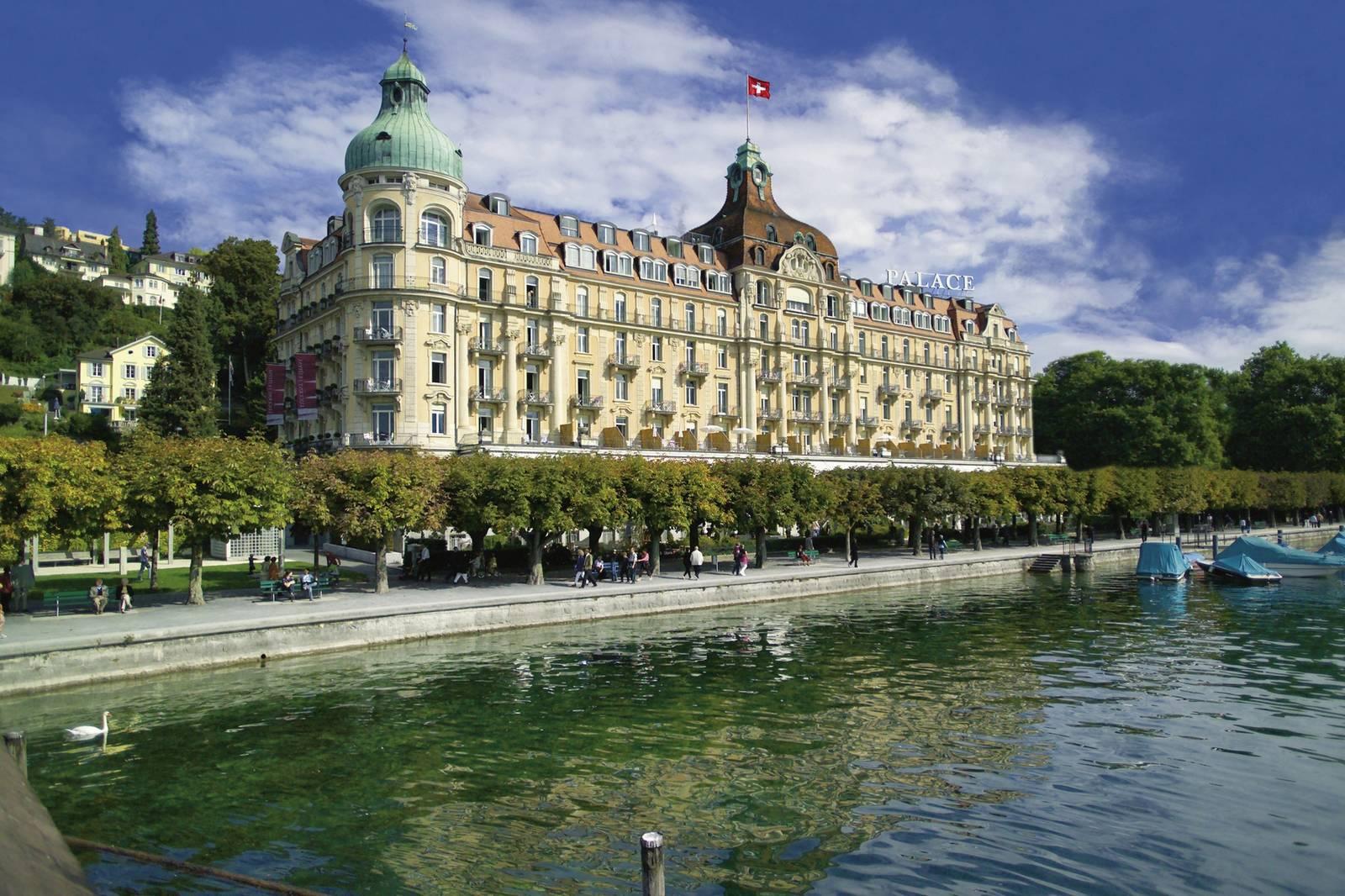 Hotel Palace Luzern Switzerland