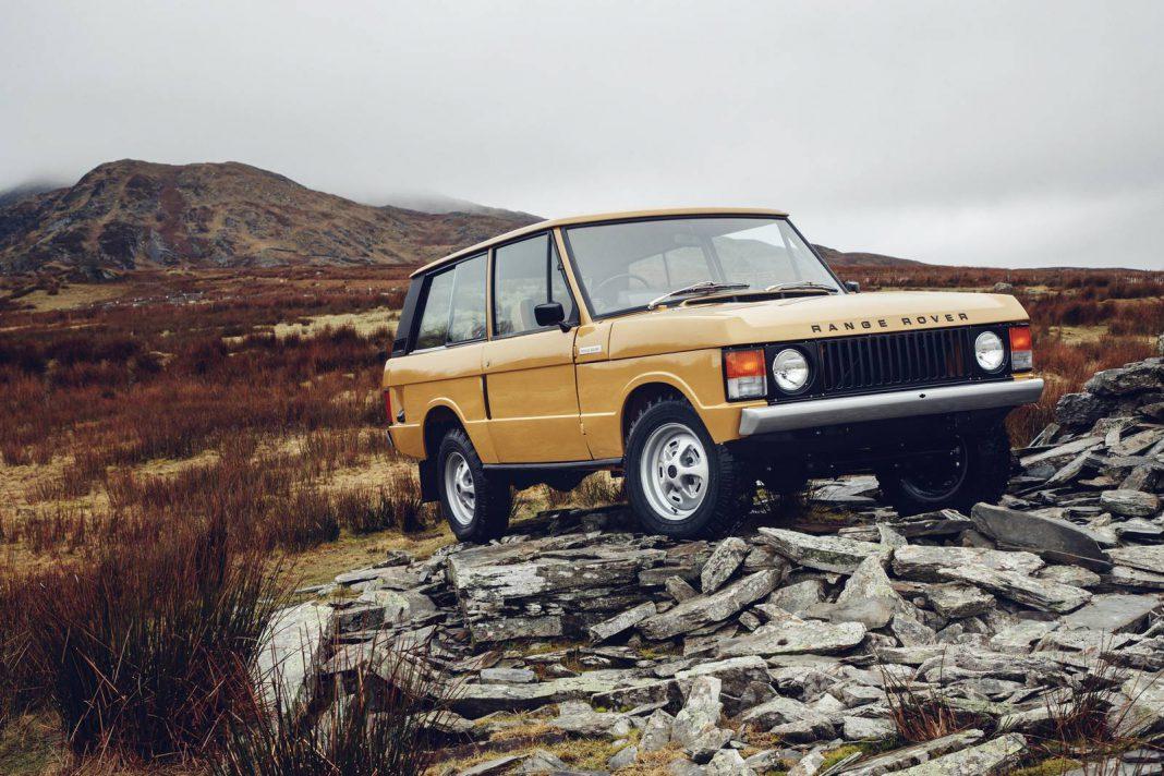 Official: Range Rover Reborn