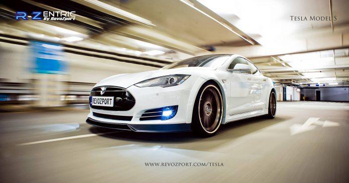 Revozport Tesla Model S (6)