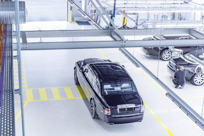 Rolls-Royce Phantom VII Last (1)