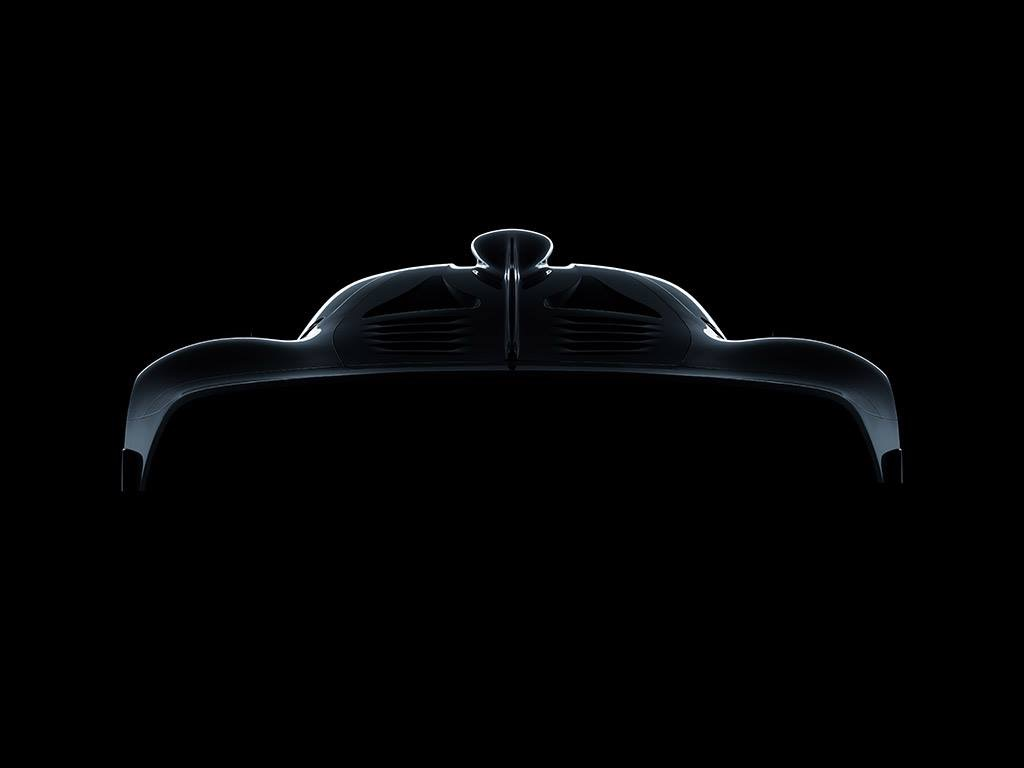 Exclusive: Mercedes-AMG Hypercar named AMG Project ONE