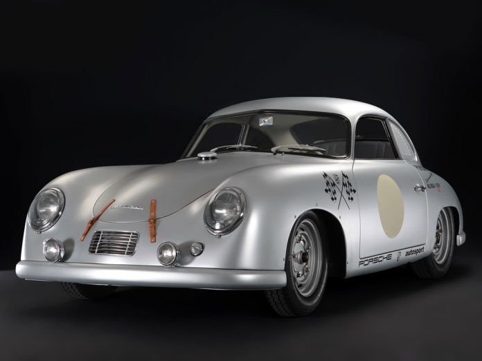 1953 Porsche 356 SL