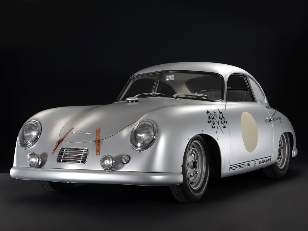 Column The Motorsport Success Of The Porsche 356 Gtspirit