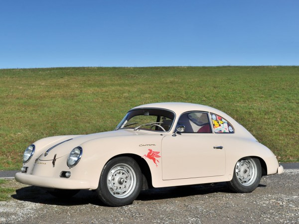 1957 Porsche 356A Carrera 1500 GS/GT Coupe