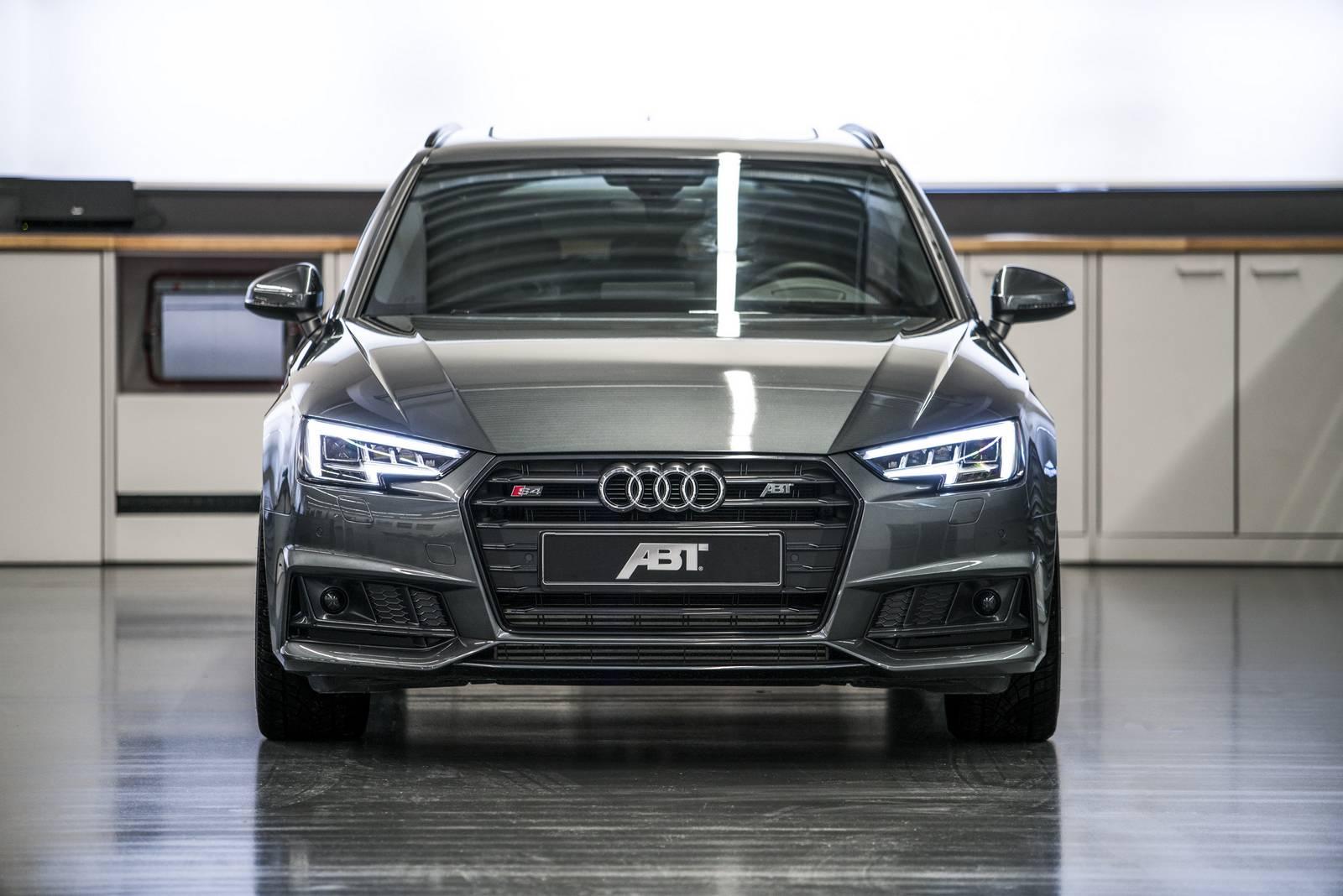 Official: ABT Audi S4 Avant with 425hp - GTspirit