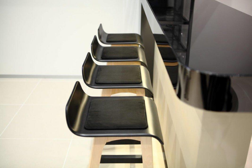 Alvarae Launches Carbon Fibre Bar Chair