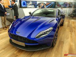 Aston Martin DB11 at Geneva 2017