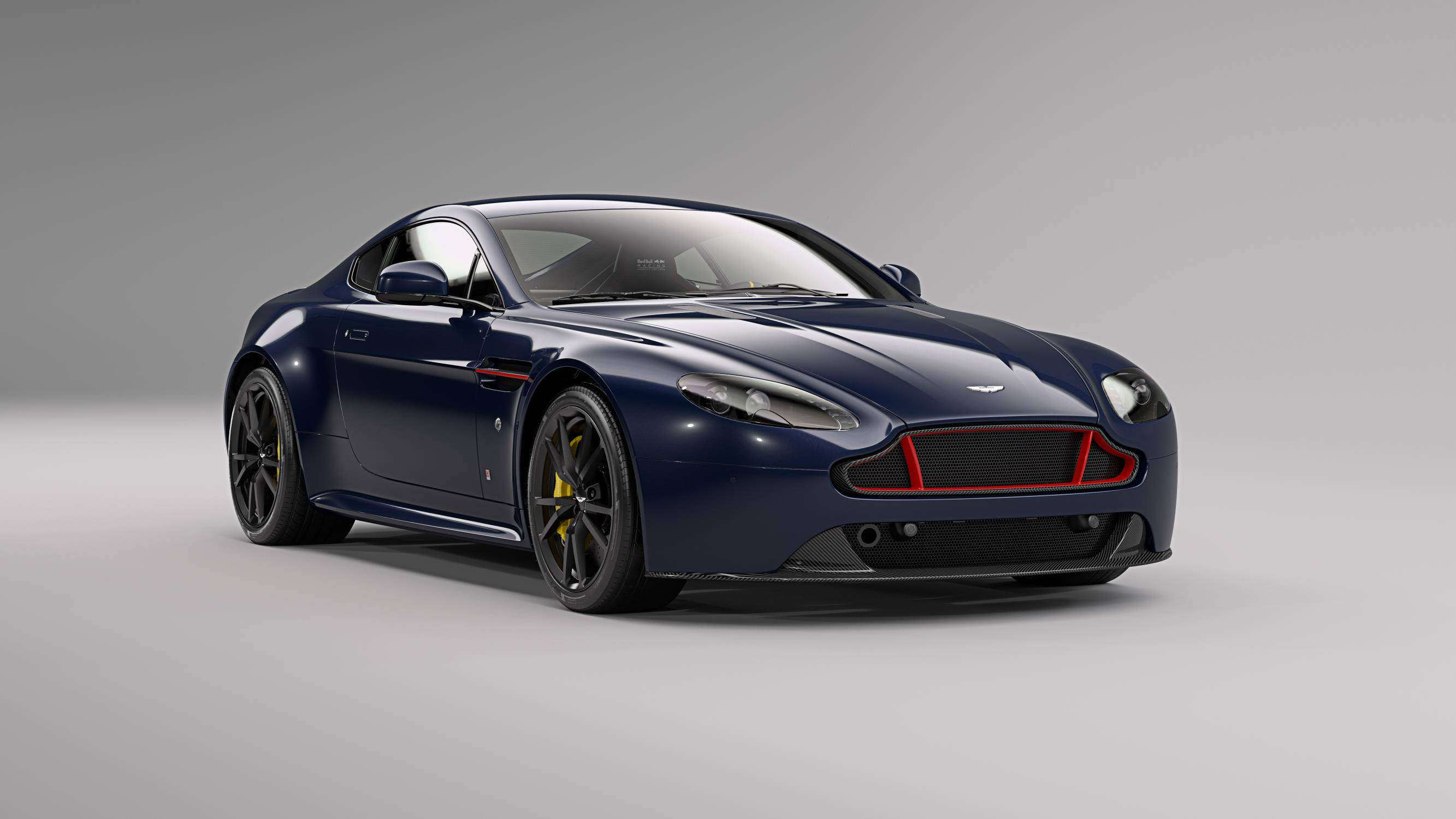 Official: 2017 Aston Martin Vantage Red Bull Racing