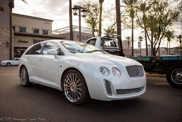Bentley Bentayga Gets It's Own Toyota SUV Replica - GTspirit