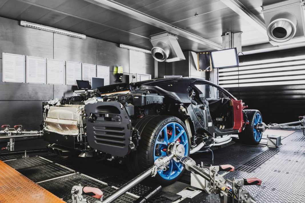 First Bugatti Chiron Deliveries now Underway – 70 Units a Year