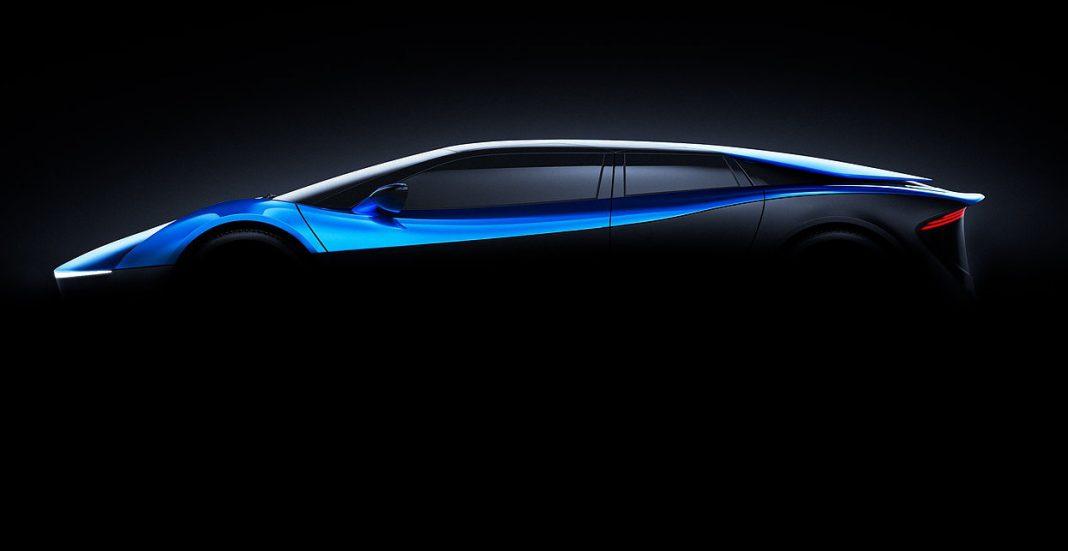 Tesla Rivaling Electric Super Sedan Revealed